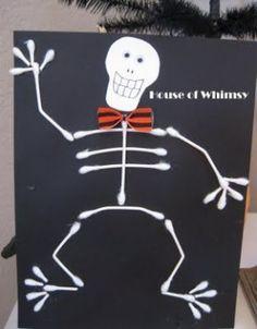 Fun Halloween craft.
