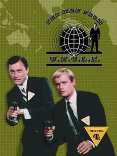 1960s TV Tuner: Man from U.N.C.L.E.