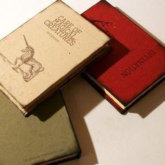 Hogwarts textbook notebooks.