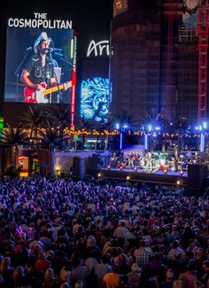 """Brad Paisley's """"Moonshine In The Trunk"""" Pool Party at Boulevard Pool at The Cosmopolitan of Las Vegas on Aug 27, 2014"""