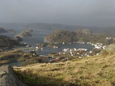 Hidra - island situa...