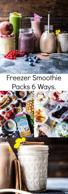 Freezer Smoothie Pac
