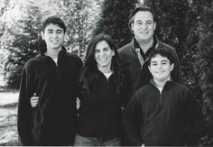 """Aline Weiller's Family (Marketing Director):  """"Family is my cherished haven, my home."""""""