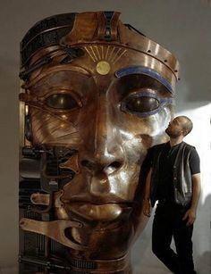 Metal Sculptures Art