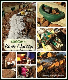 Building a Rock Quar