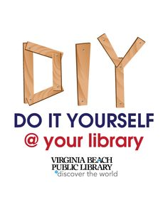 Resources available at your library to help you do things around the house, work on your car, crafts and more.