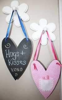 Chalkboard Craft