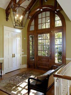 Rustic Front Doors Design