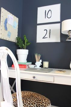 paint: wrought iron by martha stewart (our fifth house)