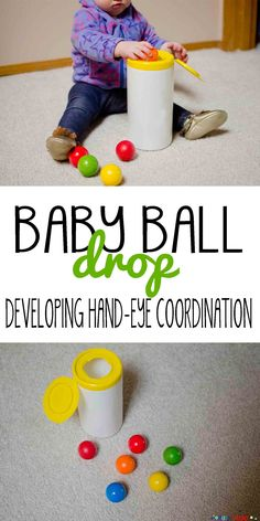 BABY BALL DROP:  a s
