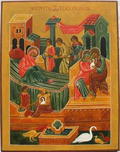 The Nativity of the Holy Theotokos