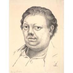 Self-Portrait (Autorretrato), Diego Rivera, 1930, Dallas Museum of Art