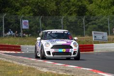 To the Green Hell and back: MINI at Nürburgring Nordschleife.