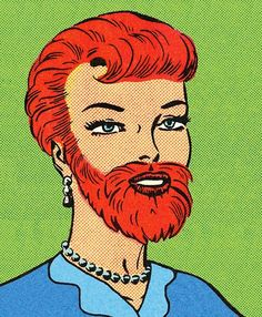 Bearded Ginger