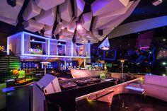 Eskada Vizela Night Club by AAMD Studio, Portugal