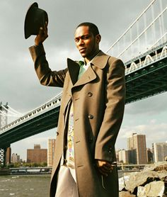 Mos Def. I heart his style.