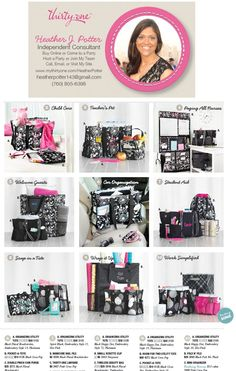 a few Thirty-One Spring 2013 Catalog items