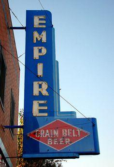 grain belt beer #signs