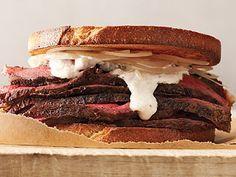 Guy Fieri's Beef Sandwich