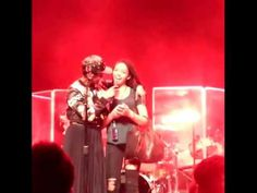 Lauryn Hill and Daughter Selah Marley 'That Thing' - YouTube