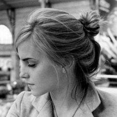 Paul Mitchell Schools | Emma Watson's Top Knot