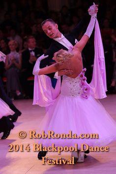 Blackpool 2014 Professional Ballroom
