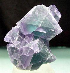 Fluorite - De An Mine, Jian Jiang, Jiangxi Province, China