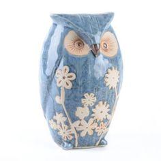 owl stuff, owl statu, kirkland, statues, floral owl
