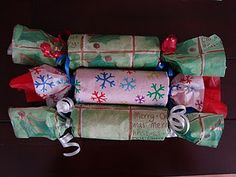 More Christmas Crackers
