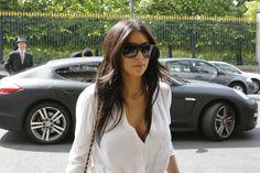 YSL Inspiration Kim Kardashian - YSL In Paris – Kim Kardashian: Official website