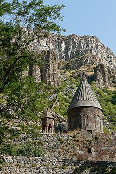Geghard - Armenia