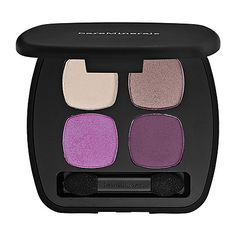 BareMinerals eyeshadow in The Dream Sequence. Love these colors!