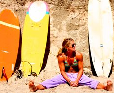 New York's top fitness and yoga instructors are hopping on the in-studio surfboard.