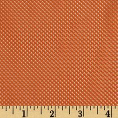 Team Spirit Micro Mesh Texas Orange from @fabricdotcom  Since you've got all the right moves on the court, it is only right that your athletic wear looks as good as your game when all eyes are on you! Well problem solved with this porthole mesh fabric. It is ultra comfortable and breathable and has no significant stretch. This versatile fabric can be used for sports team apparel and beach and laundry bags. Fabric has a sheen.
