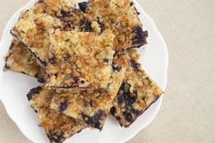 Berry Crumb Bars - Bake or Break