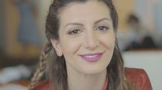 Go behind the scenes of our beauty awards with Nasim Pedrad