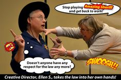 Elliott spends too much time playing Amazing Sheriff on Candystand.com
