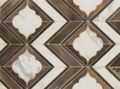 gorgous mixed materials tile.