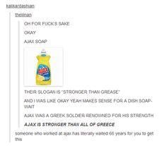 STRONGER THAN GREECE