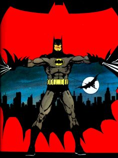 Batman by John Byrne