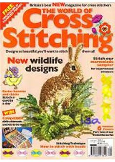 Gallery.ru / Photo # 1 - The world of cross stitching 005 March 1998 - tymannost