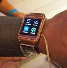 chinabootik.com | Hands on with the incredibly cool Samsung Galaxy Gear smartwatch
