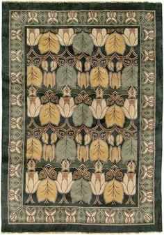 Voorhees Craftsman Mission Oak Furniture - Voysey Collection