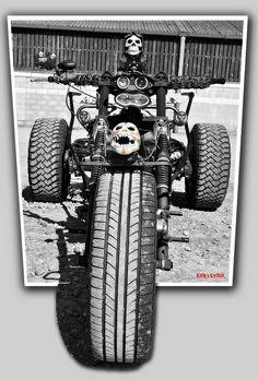 Badass Trike.