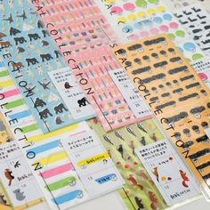 Midori Seal Collection at Zakka Shop