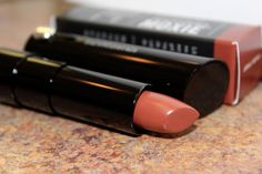 "@bareMinerals ""Finish First"" Marvelous Moxie Lipstick #bareminerals #marvelousmoxie #lipstick #beauty #makeup"