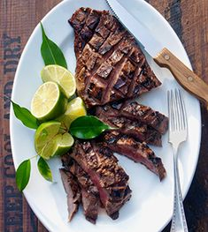 All-purpose marinade for Phase 2 and Phase 3: Lime-Garlic-Ginger Marinade. Use it to make this perfect London Broil -- get the recipe from our newsletter.