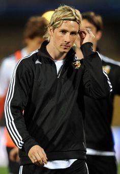Fernando Torres. futbol