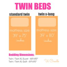Your Ultimate Guide to Bedding Dimensions
