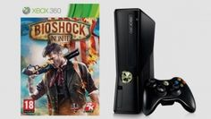 Win an Xbox 360 console with Bioshock Infinite